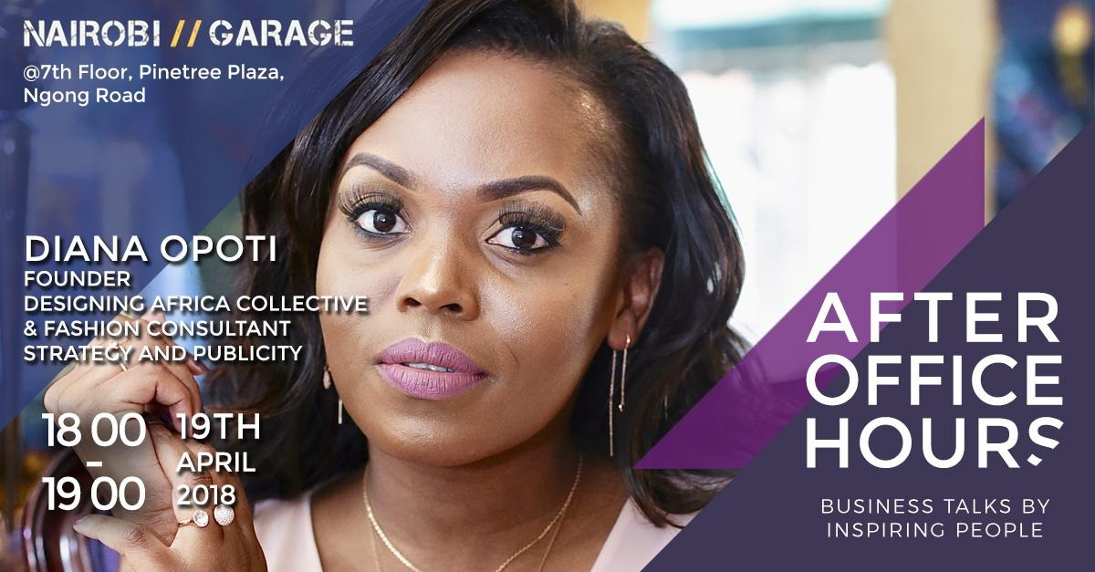 After Office Hours with Diana Opoti