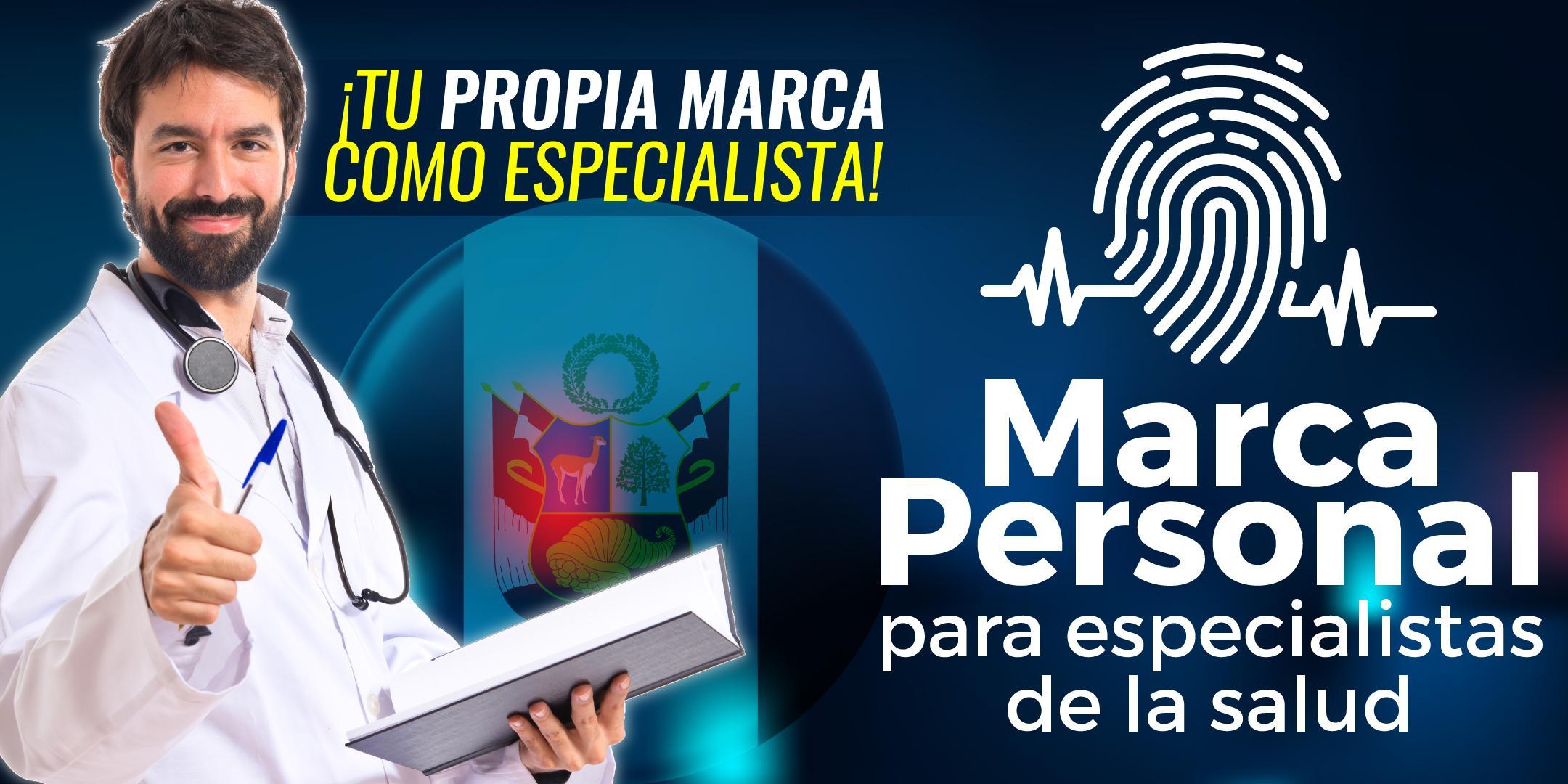 CONFERENCIA MARCA PERSONAL PARA ESPECIALISTAS