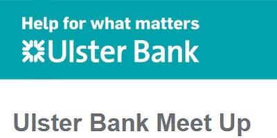 Ulster Bank Entrepreneur Accelerator Meet Up - Funding (Belfast)
