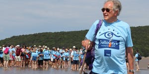 Galloway's Morecambe Bay Walk 2018