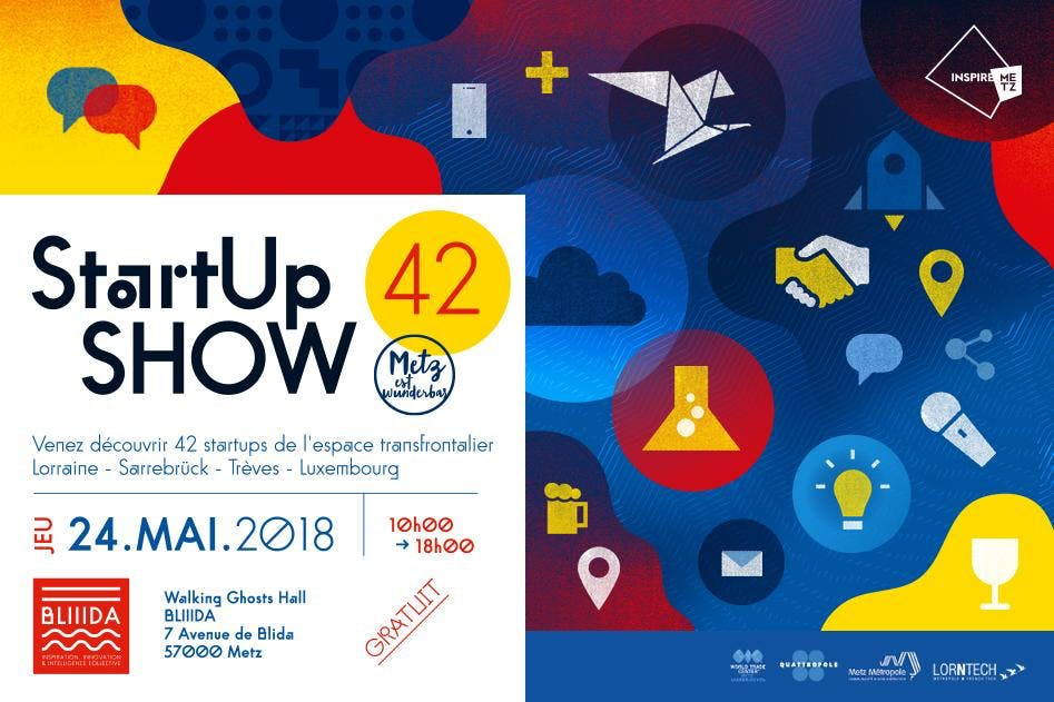 STARTUP SHOW 42 - 2018