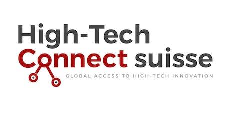 High-Tech Connect Suisse – Live Web-Workshops bilhetes