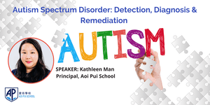 Autism Spectrum Disorder:  Detection, Diagnosis &...