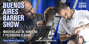 BUENOS AIRES BARBER SHOW