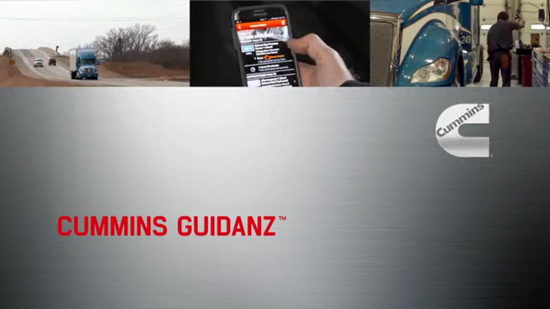Cummins Guidanz™ Live Training for North Amer
