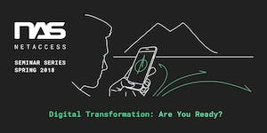Digital Transformation: Changing the Way We Live