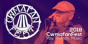 CwmafanFest - TRAMPOLENE / SIAN EVANS / Many More
