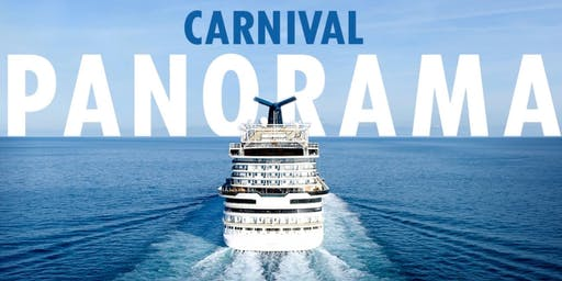 Sail on the New Carnival Panorama with us!