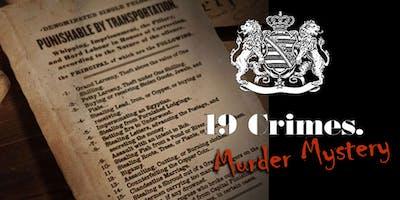 Murder Mystery Dinner - Sykesville, Maryland