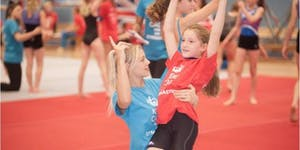 WEYBRIDGE: Summer TUMBLE Camp - 13th -17th August 2018