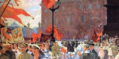 Visita guidata alla mostra Revolutija - speciale Card Musei 7€