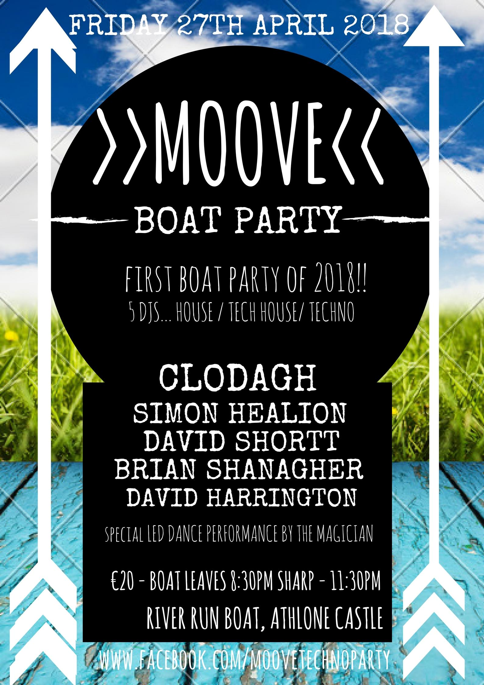 MOOVE Boat Party