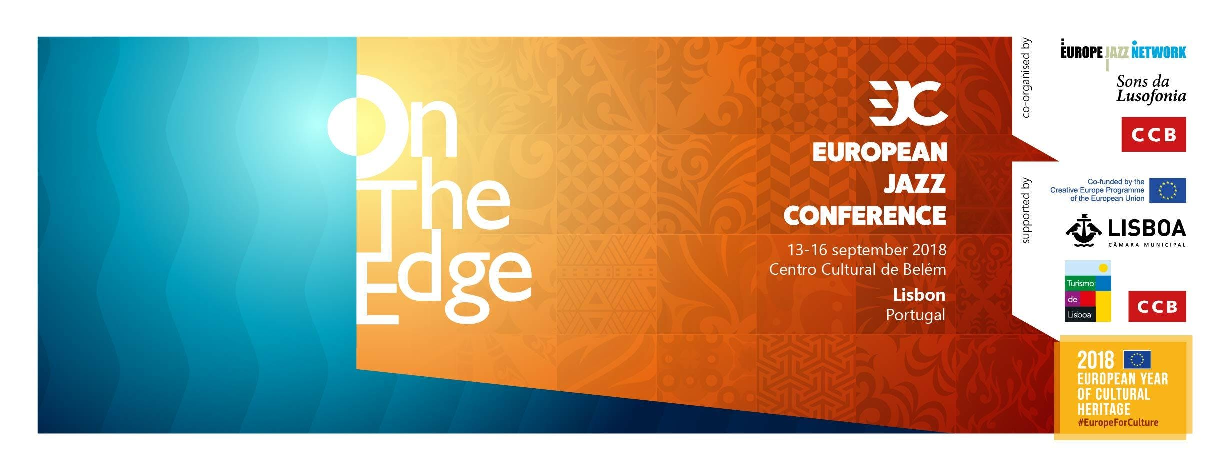 European Jazz Conference Lisbon 2018