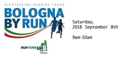 Bologna Sightseeing Running Tour – 9am-10am