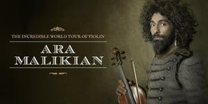 Ara Malikian en Teruel - The Incredible World Tour of...