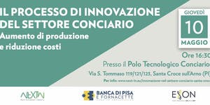 Il processo di innovazione del settore conciario;...