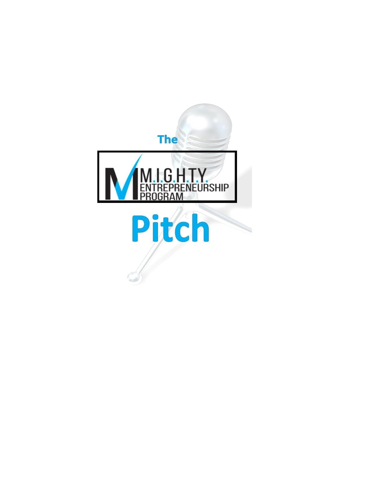MIGHTY Pitch