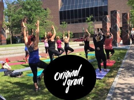 Yoga & Mimoas