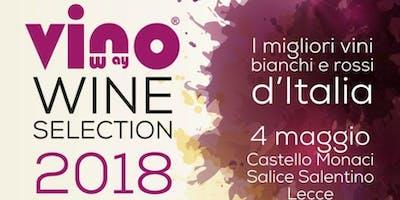 VINOWAY WINE SELECTION - 4 MAGGIO CASTELLO MONACI - SALICE SALENTINO (LE)