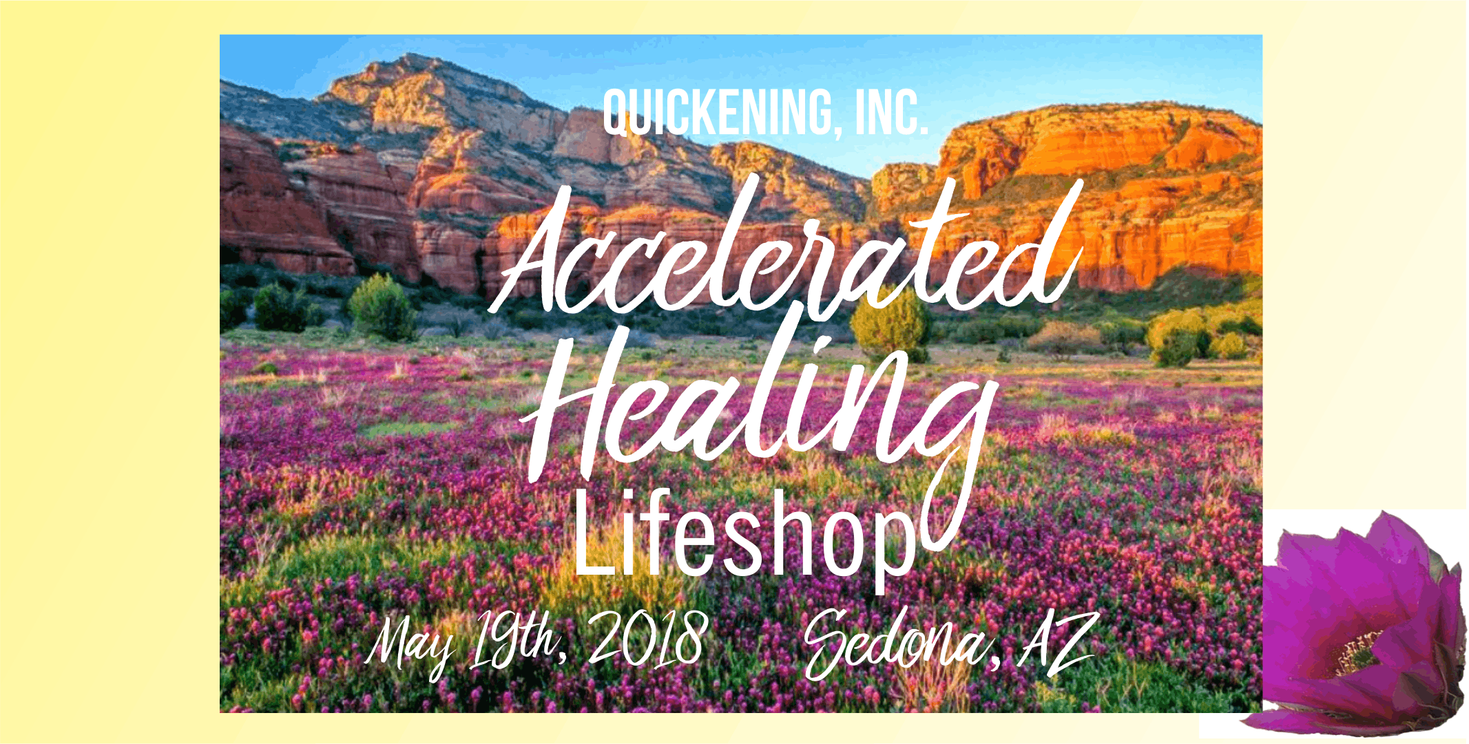 Accelerated Healing Lifeshop -By Quickening Inc.