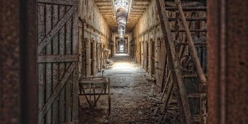 Princeton Photo Workshop: Eastern State Penitentiary