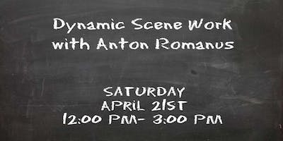 event in Seattle: Dynamic Scene Work with Anton Romanus