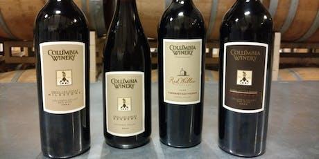 Washington Wine Month:: àMaurice Winemaker Tasting Tickets, Thu, Mar