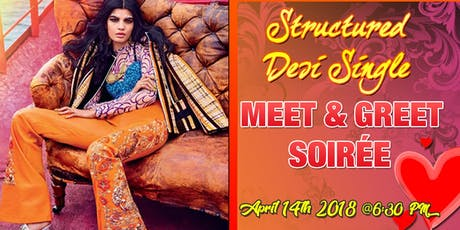 July 2018 - Indian Speed Dating - Meet 15 Desi Dates In One Night tickets
