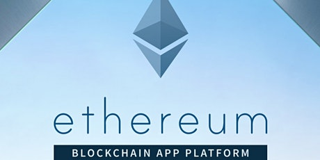 Ethereum Blockchain Smart Contract Programming with Solidity beginners course tickets