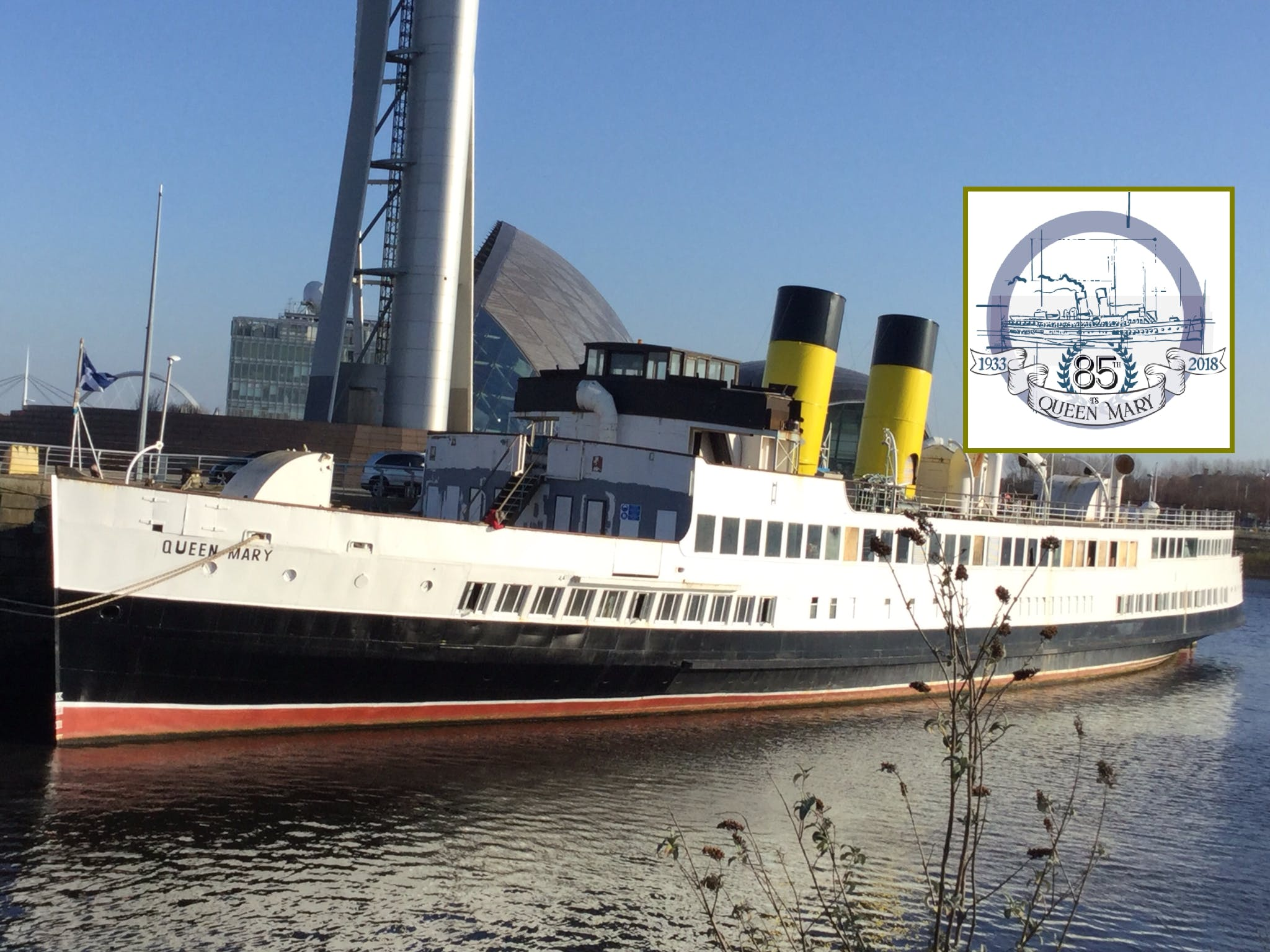 TS Queen Mary 85th Anniversary Tours (Maiden