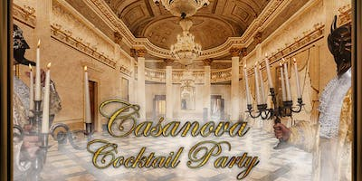 CASANOVA COCKTAIL PARTY