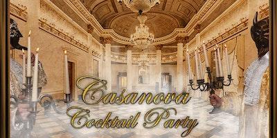 CASANOVA COCKTAIL PARTY