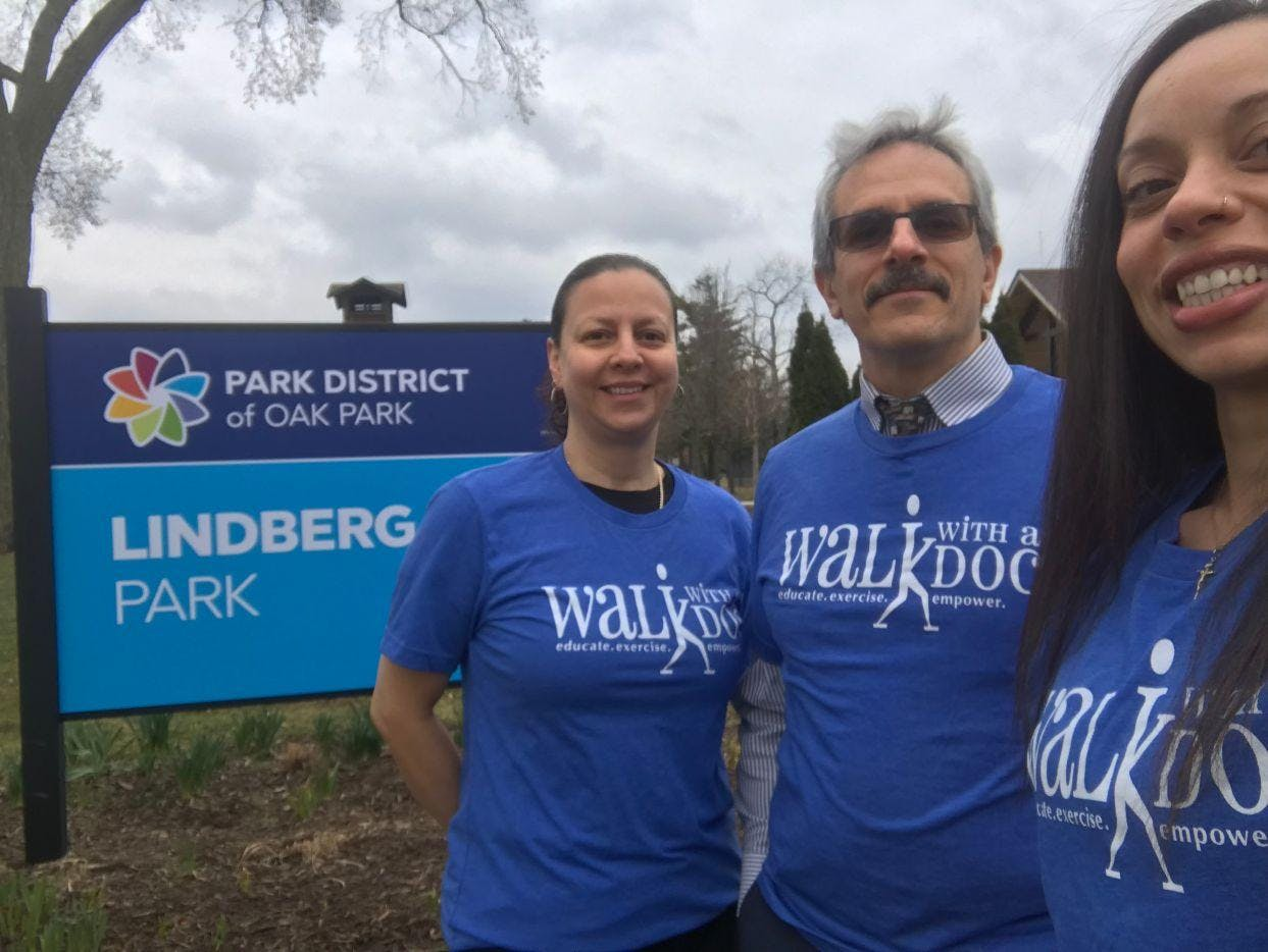 Walk With A Doc- Oak Park