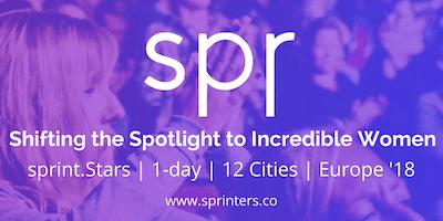 sprint.Stars | Shifting the Spotlight to Incredible Women