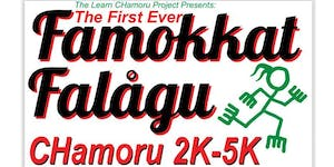 The FIRST EVER Sunset CHamoru 2k-5k Famokkat/Falågu...