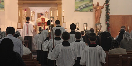Traditional Latin High Mass (Catholic, of course!) tickets