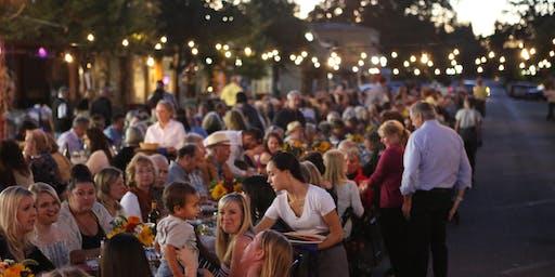 Kelseyville Pear Festival Farm to Fork Dinner & Dance