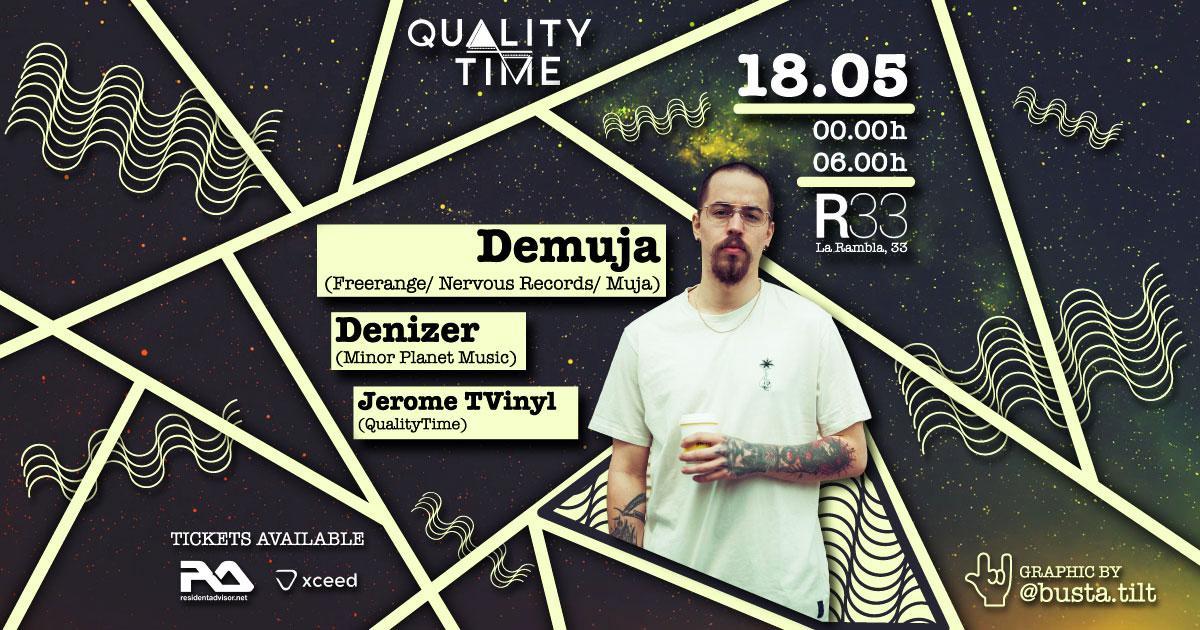 QTC Pres. Demuja -Album Release Tour-