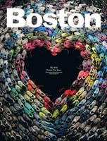 Boston magazine May Tribute Issue Posters
