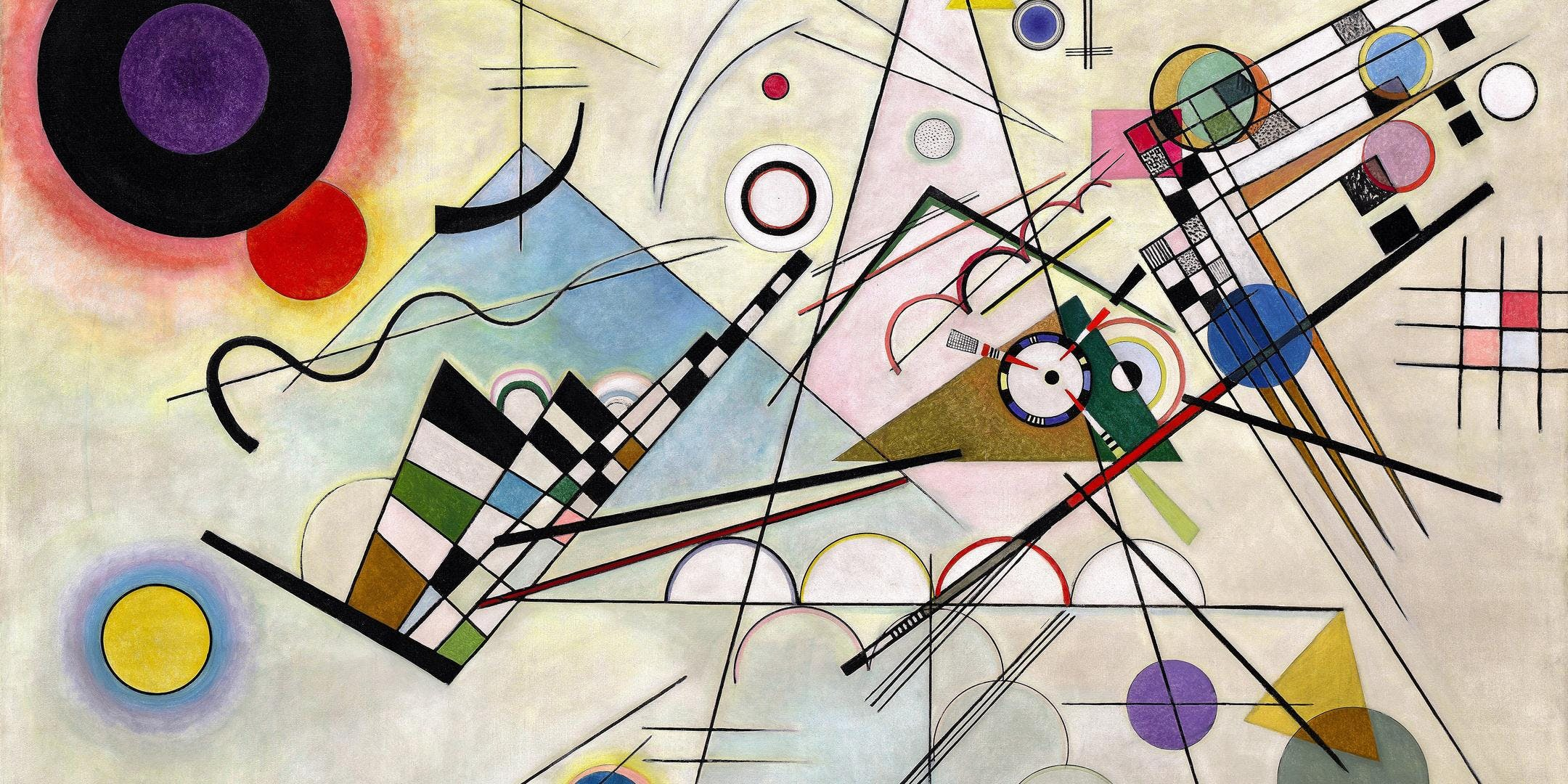 Kandinsky, Albers, Klee and the Bauhaus - wit