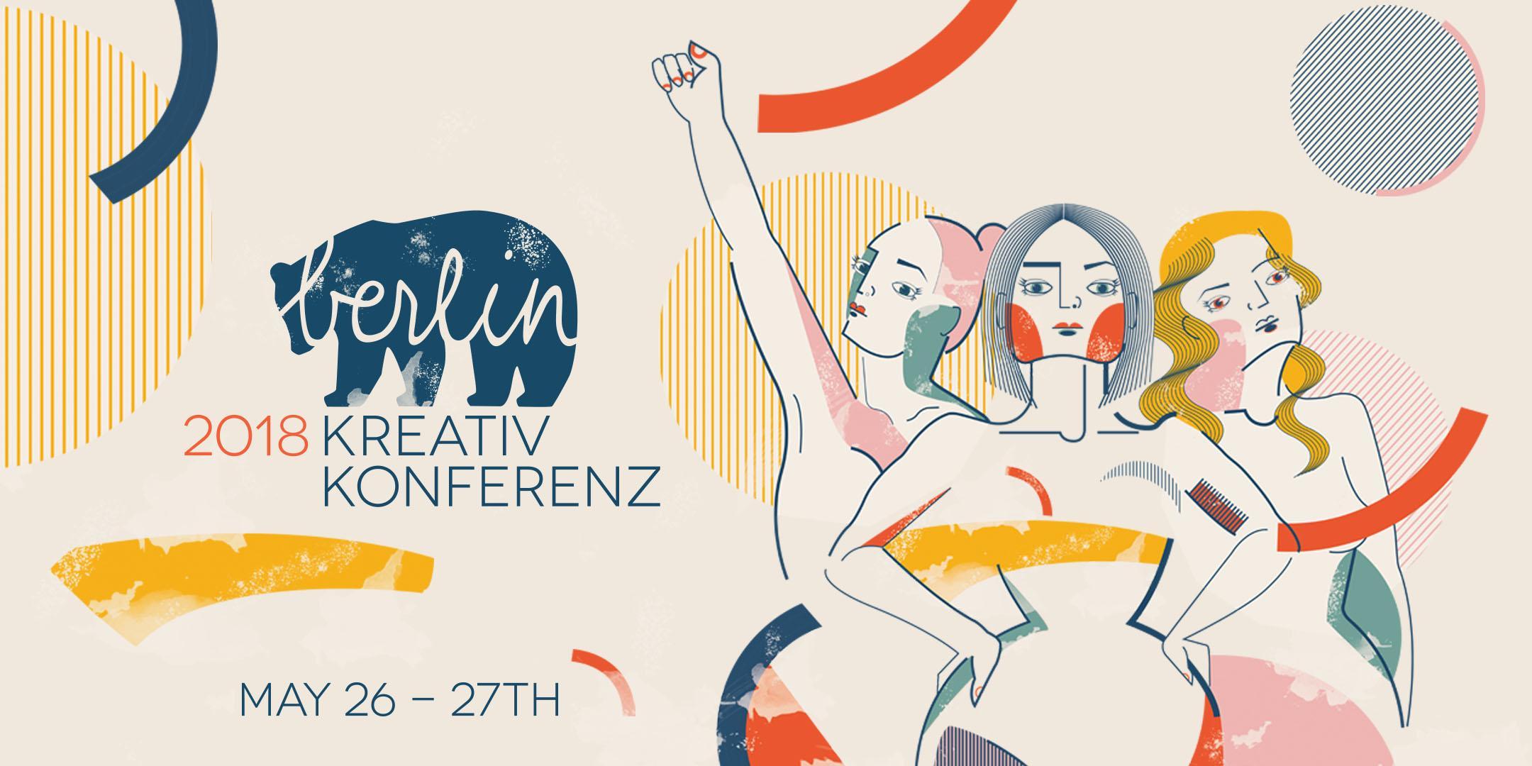 Berlin Kreativ Konferenz - Saturday Ticket