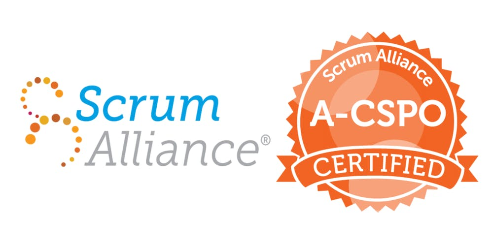 Advanced Certified Scrum Product Owner A Cspo Tickets Fri Sep 14