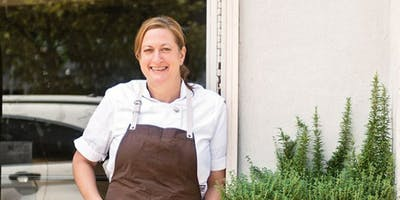 Lunch with Chef Missy Robbins at Lilia, hosted by Billy Harris