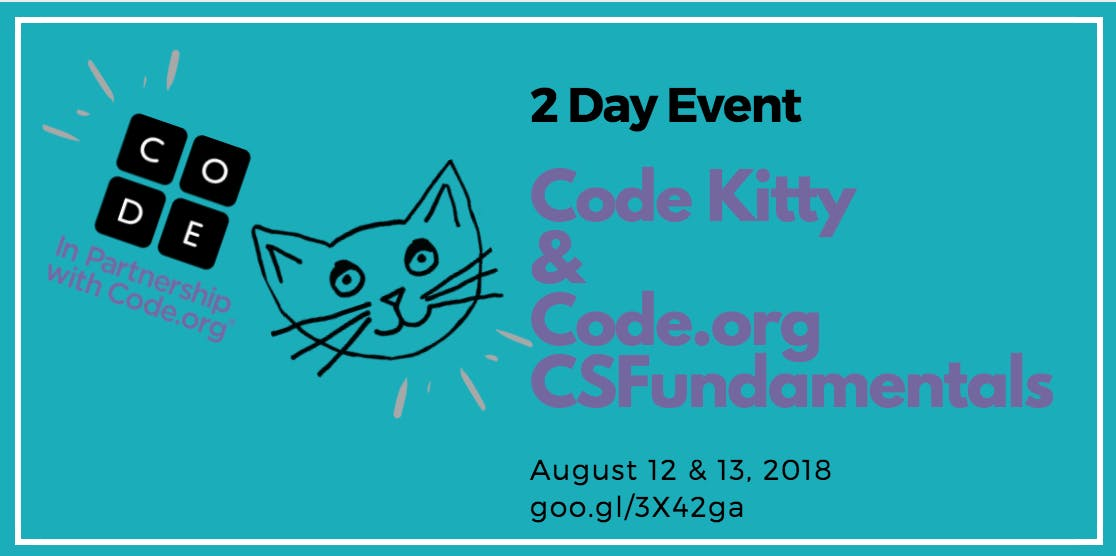 Code.Org and Code Kitty - A Collaborative Lea