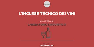 tagVINO | LABORATORIO di Inglese per gli operatori del vino