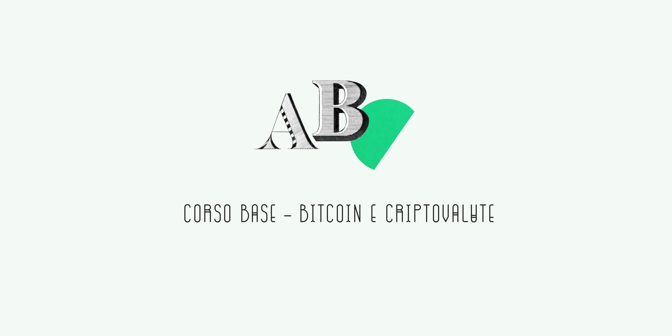 Bitcoin, criptovalute e tecnologia blockchain