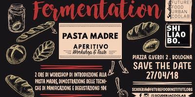 Fermentation Friday #pastamadre
