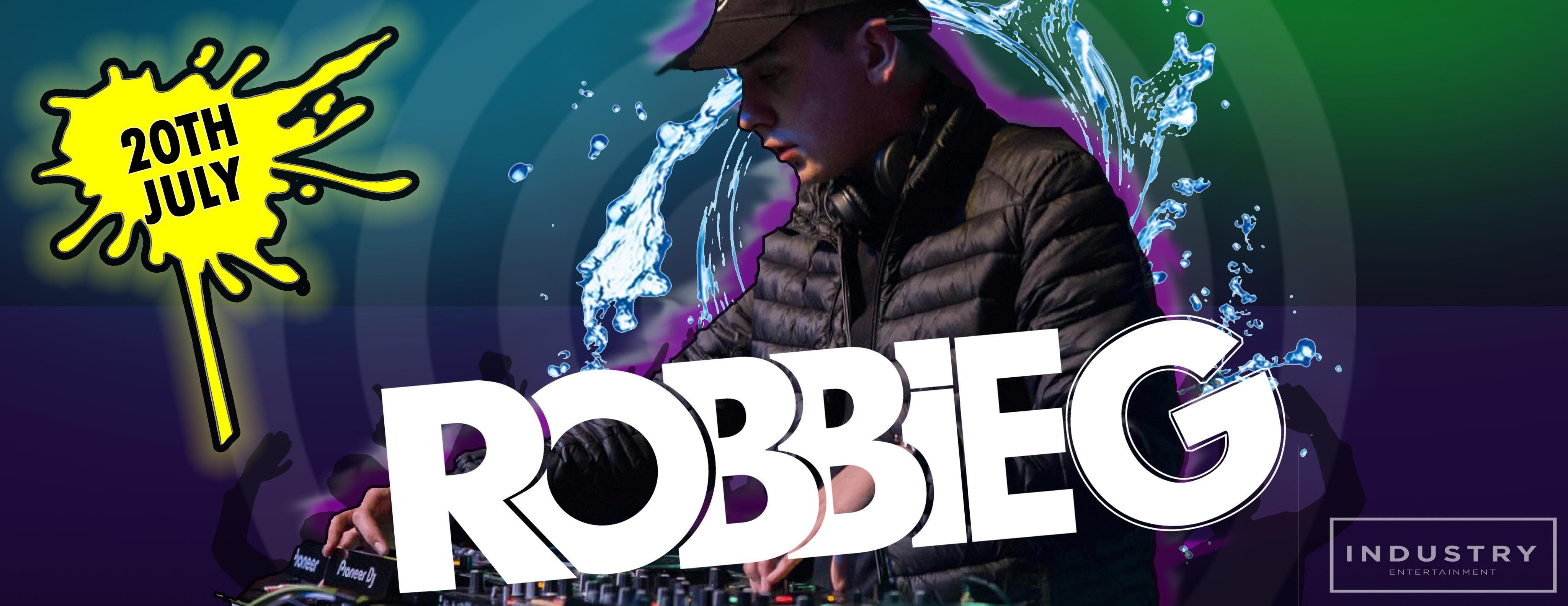 Robbie G live at The C.I. Bar Athy Co Kildare