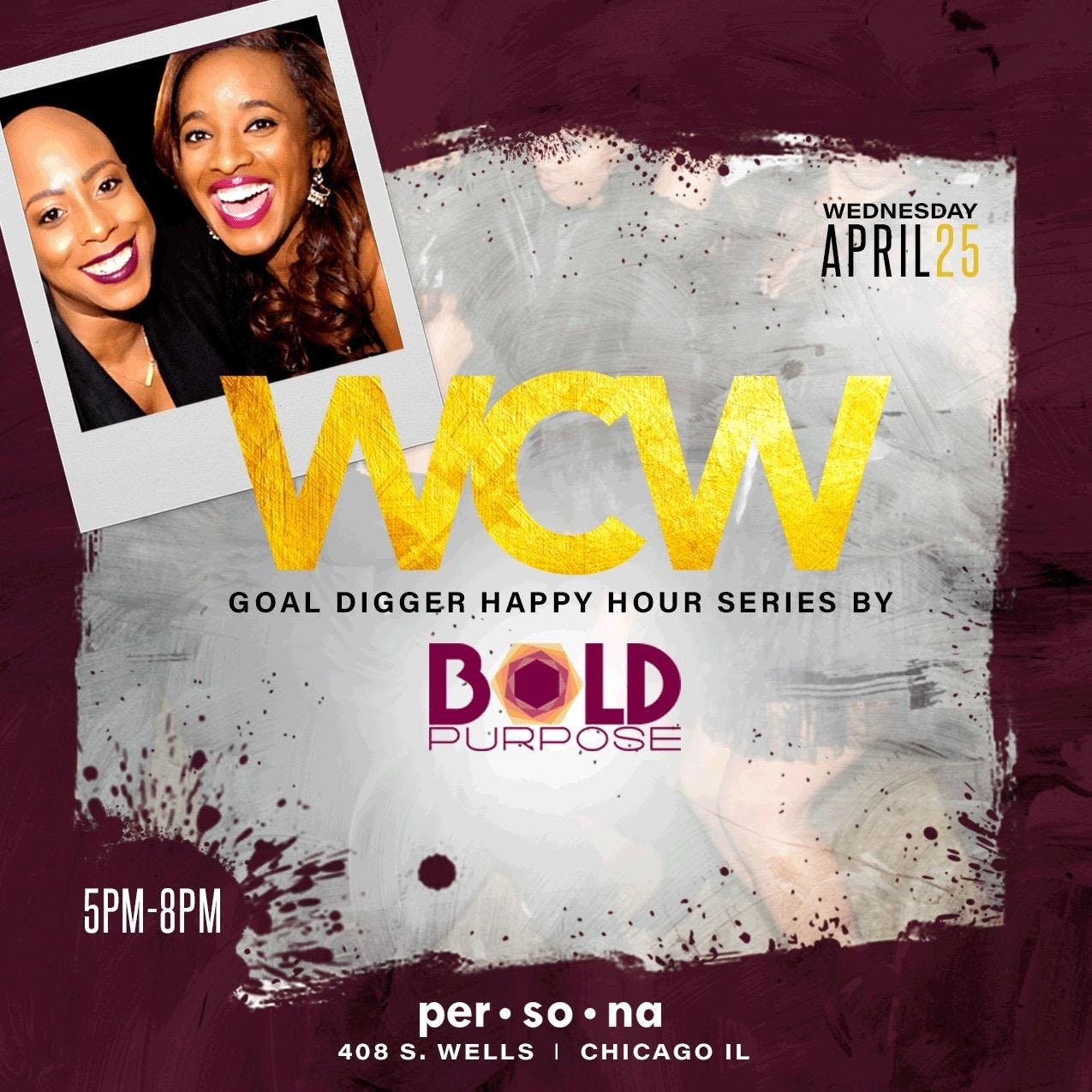 Goal Digger Happy Hour by Bold Purpose l