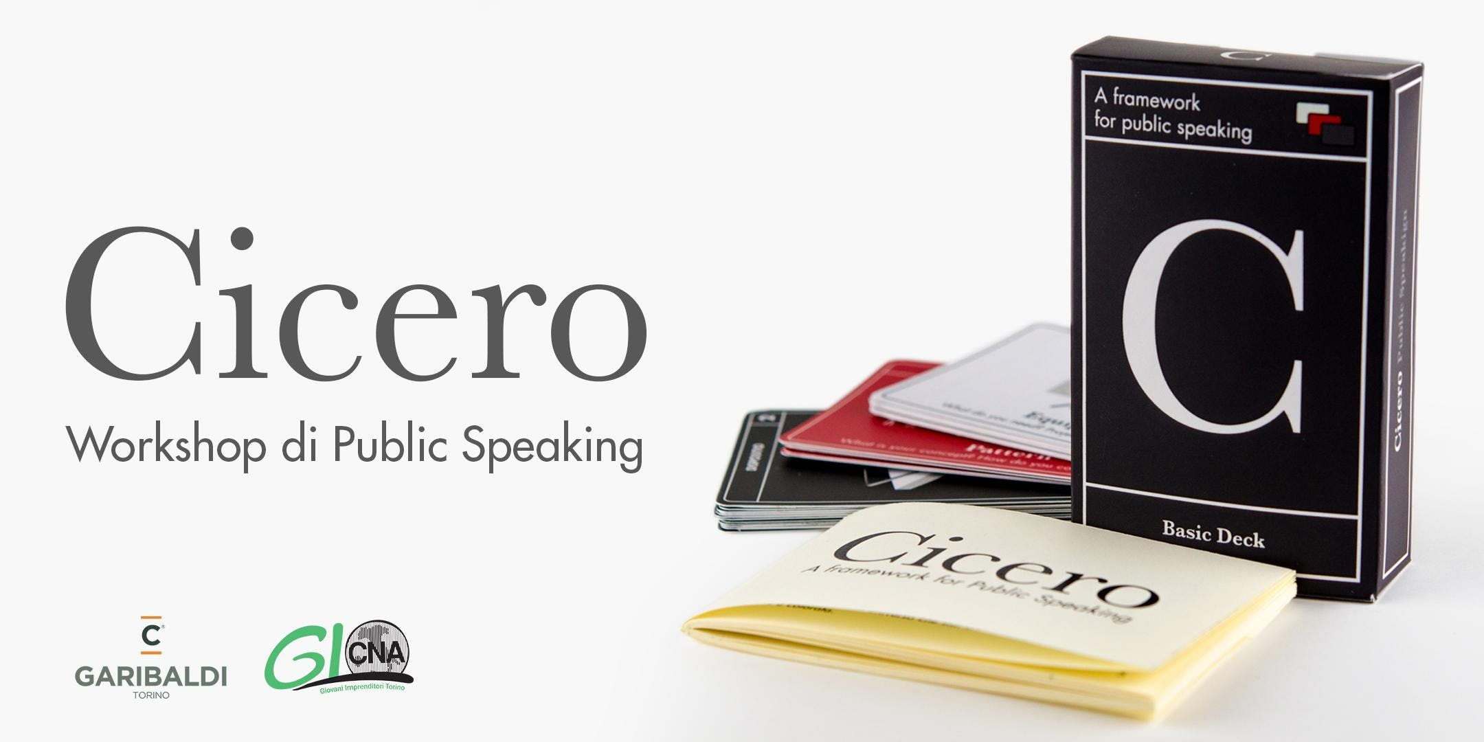 Workshop di Public Speaking con Cicero